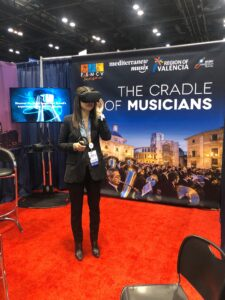 FSMCV realidad virtual Midwest Clinic Chicago 2