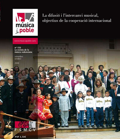 FSMCV Musica i Poble 150