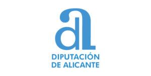 logo vector diputacion alicante