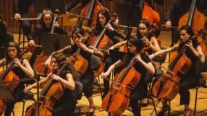 Banda sinfónica de mujeres
