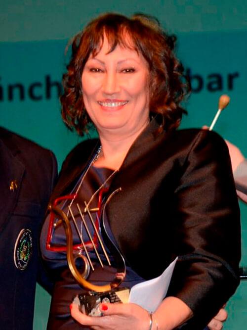 Ana Sánchez Vocal FSMCV