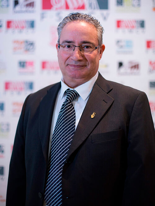 Juan Carlos Alfonso Picó Vocal y Presidente Comarcal Vinalopó