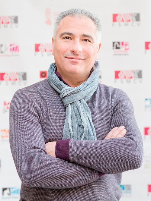 Lute Fernández Lozano Vocal
