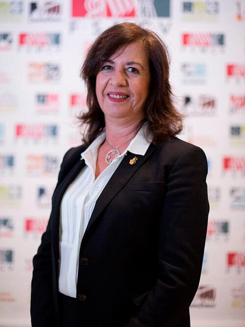 Mari Pepa Colomina Gomis Vocal y Presidenta Comarcal Alto Palancia