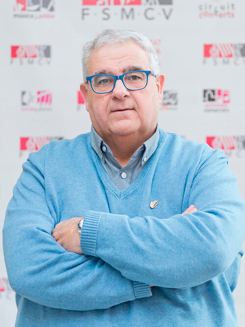 Miguel Monleón Rodríguez Camp de Túria