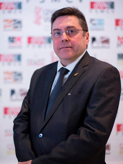Ricardo Sales Ballester Vocal y Presidente Comarcal Hoya de Buñol