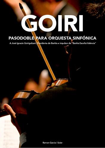 GOIRI Orquesta sinfónica