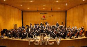 La Joven Banda Sinfónica de FSMCV inicia su temporada 2021