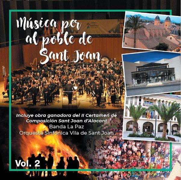 CD 27 Musica per al poble de Sant Joan VOL 2